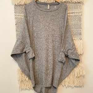 LOVE IN Boutique Oversized Sweater Tunic